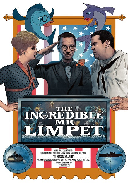 The Incredible Mr. Limpet - Variant