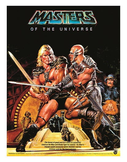 Masters Of The Universe Movie - Lobby Card Variant