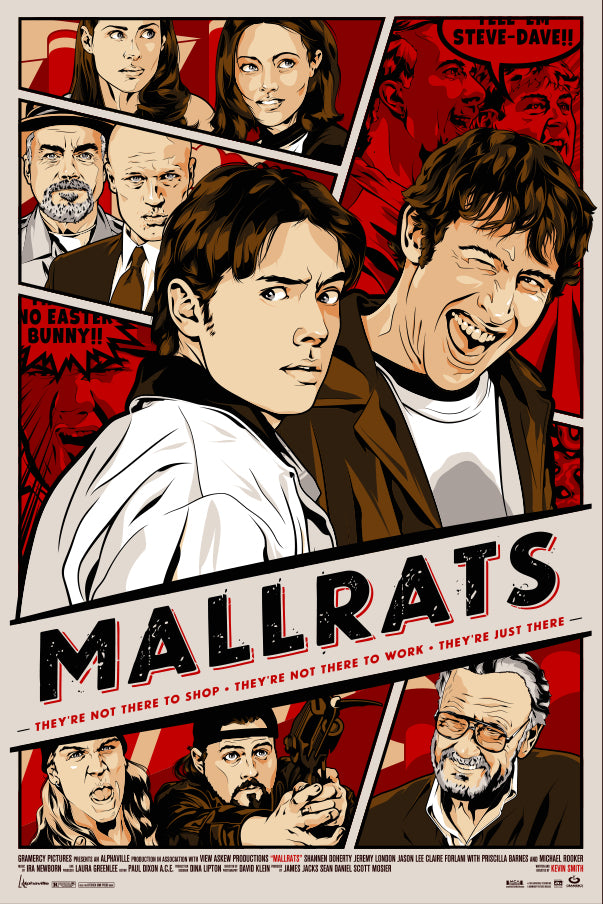 Mallrats - Mad Duck Posters