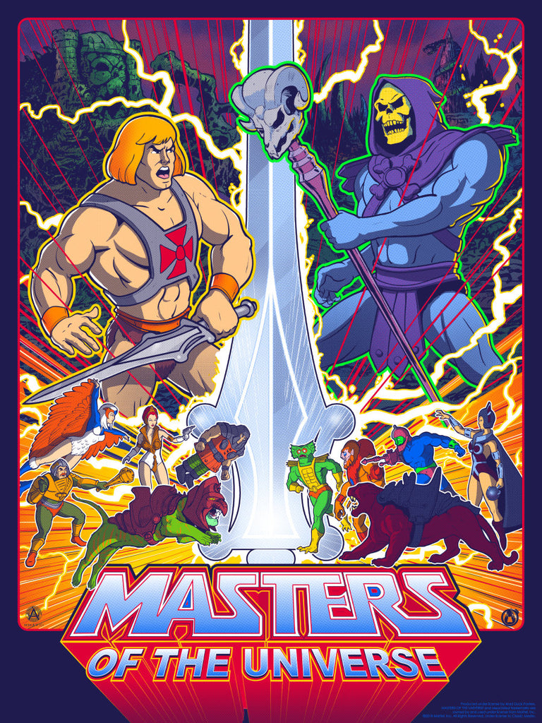 Masters - Regular - Mad Duck Posters
