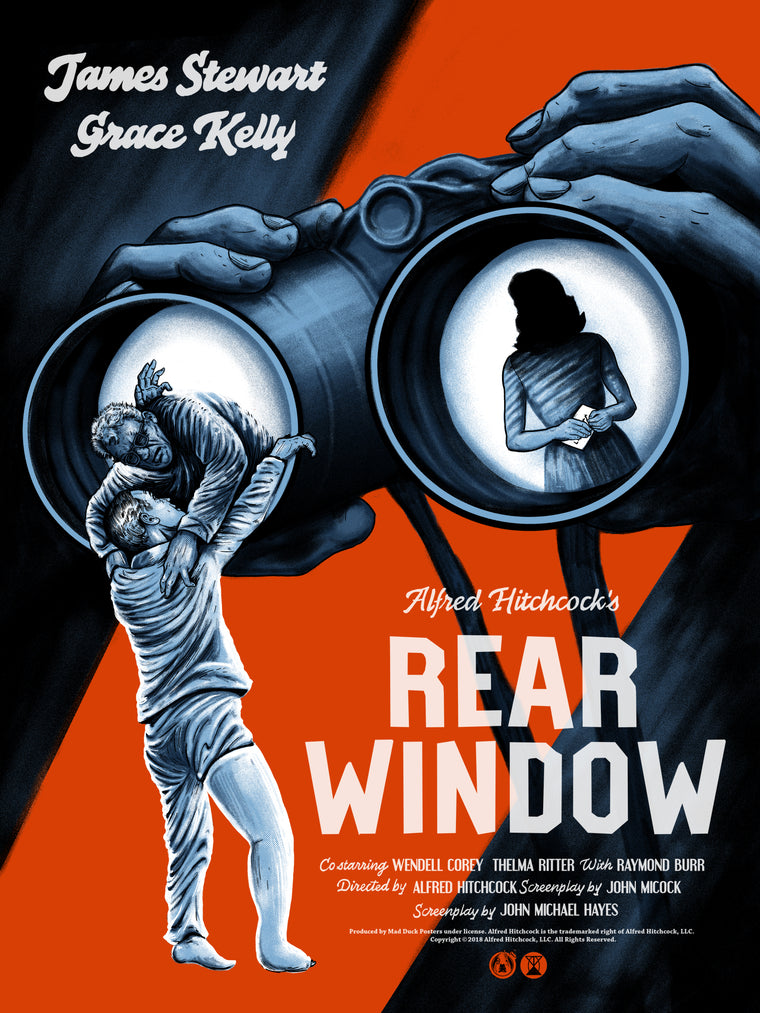 Rear Window - Regular - POV