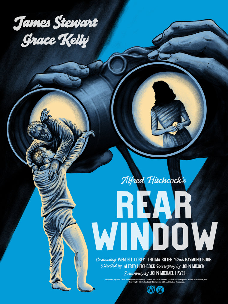 Rear Window - Variant - POV