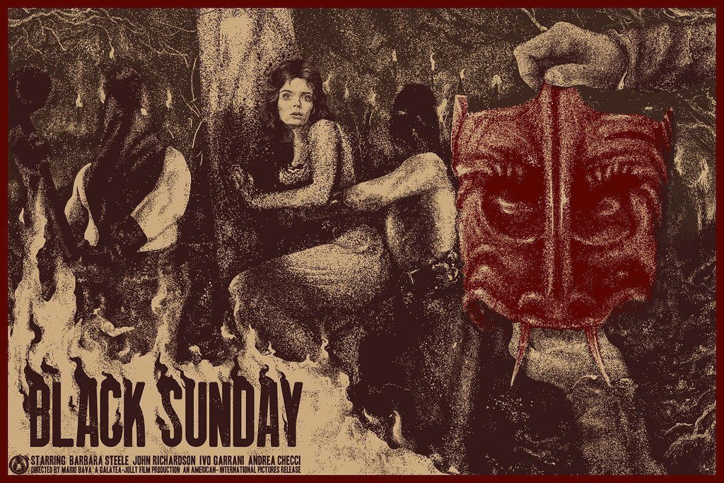 Black Sunday - Regular - Mad Duck Posters