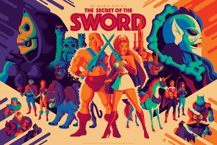 The Secret Of The Sword - Magic Variant