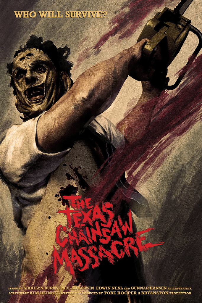 Texas Chainsaw Massacre - Mad Duck Posters