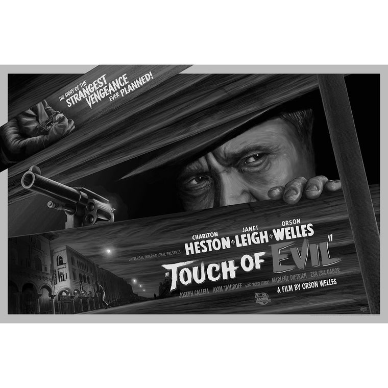 Touch Of Evil - Metallic Variant