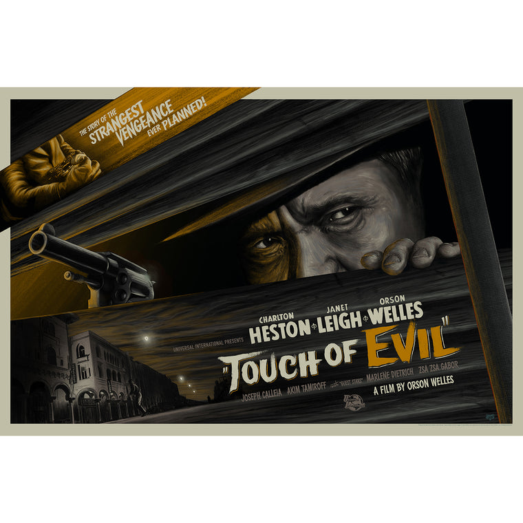 Touch Of Evil - Immoral Variant