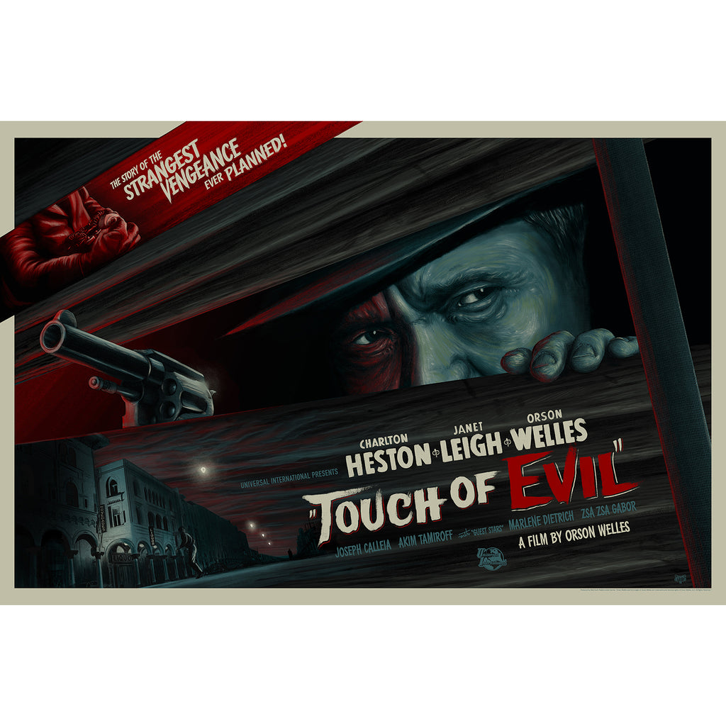 Touch Of Evil - Regular - Mad Duck Posters