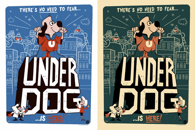 Underdog - Regular & Variant Set