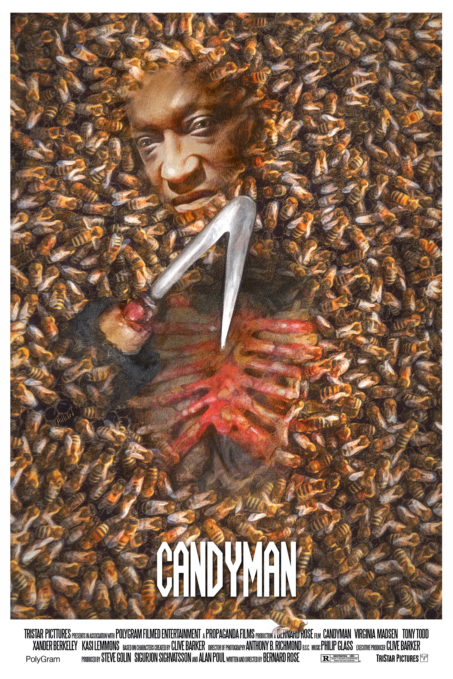 Candyman Regular Mad Duck Posters