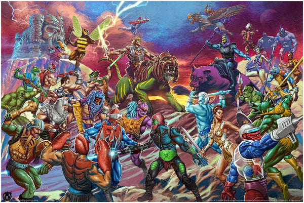 The Battle for Grayskull - Variant