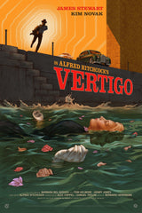 Vertigo - Mad Duck Posters