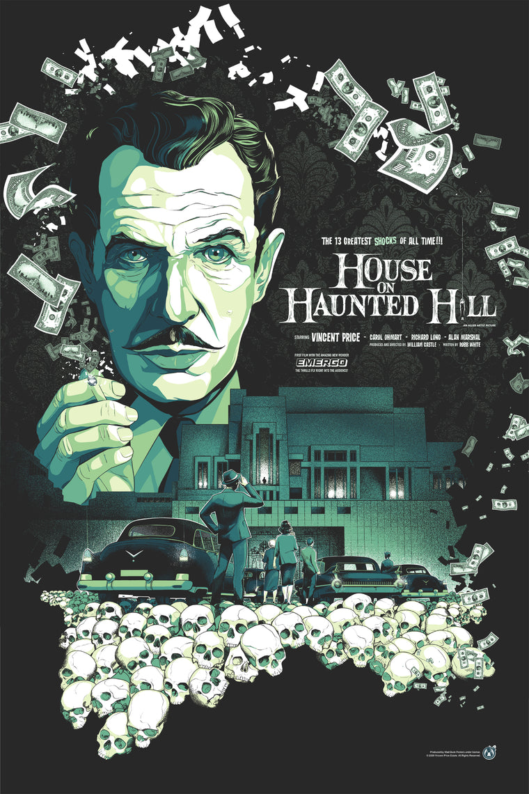 House On Haunted Hill - Variant