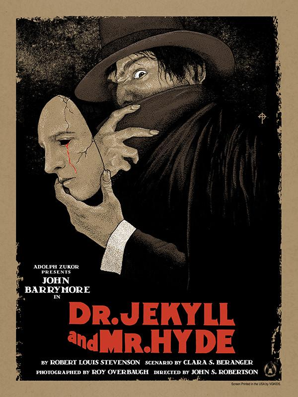 Dr. Jekyll and Mr. Hyde - Variant