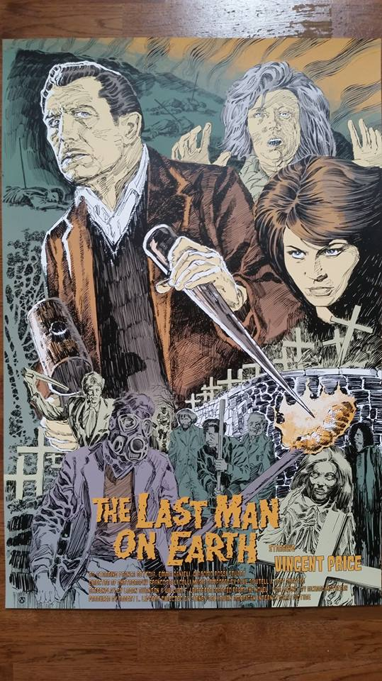 The Last Man On Earth - Regular - Mad Duck Posters