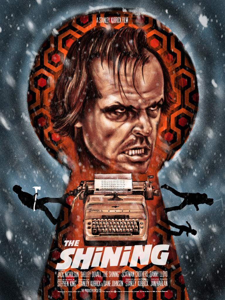 The Shining - Regular - Mad Duck Posters
