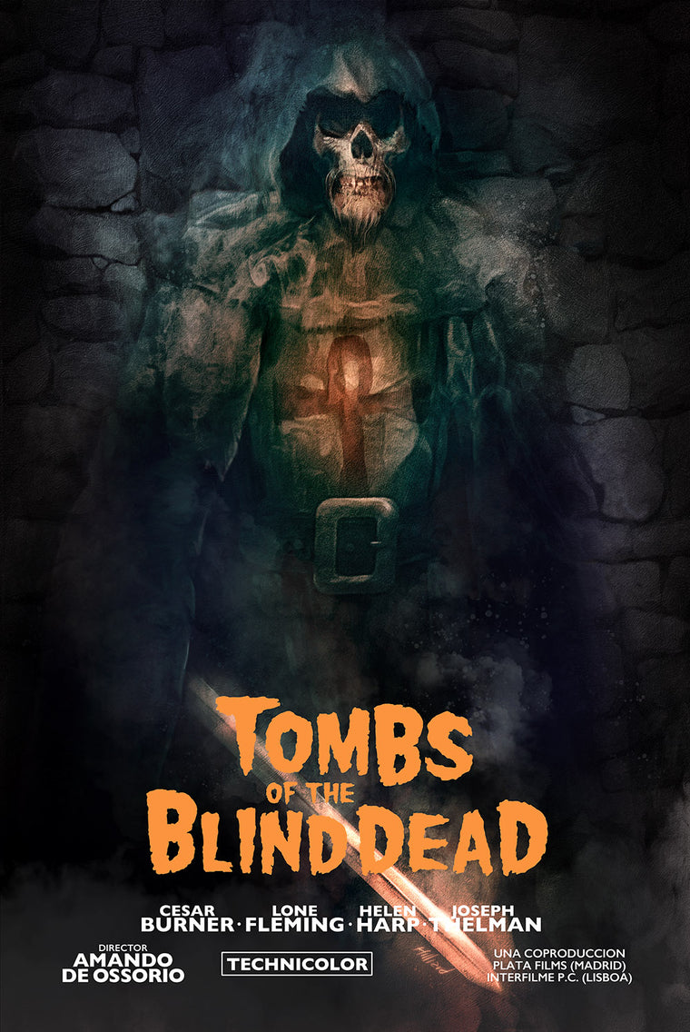 Tombs Of The Blind Dead - Regular