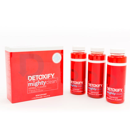 Detox Detoxify Mighty Clean Herbal Cleanse Body detox pass a drug pass a piss test