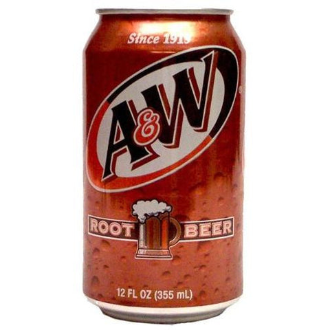 A&W Rootbeer Can Safe