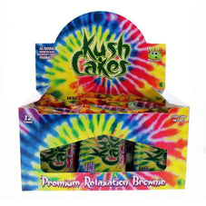 Kush Cakes Relaxation Brownies