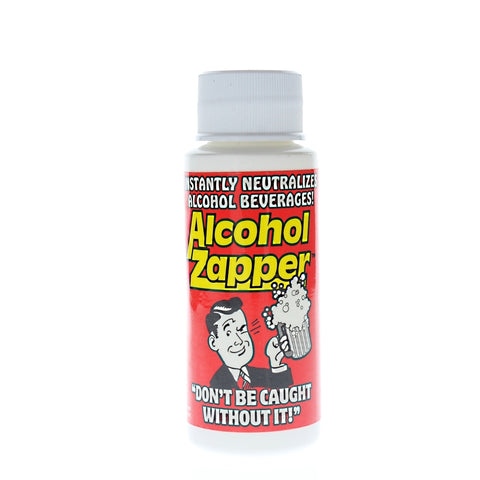 Alcohol Zapper 2oz. bottle