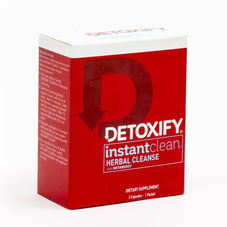 Detoxify Instant Clean Capsules Herbal Cleanse Detoxification