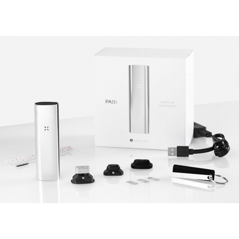 Pax 3 Dry Herb Vaporizer Complete Kit