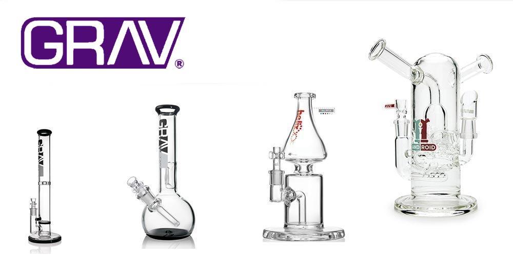 Illuminati Klein Mothership Awesome Selection of Grav Labs Waterpipes