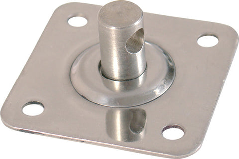 Swivel Base Plate, SS316 | 主滑轮固定件