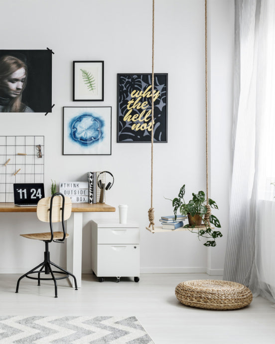 Elevate Your at Home Office + 4 Eco Friendly Swaps