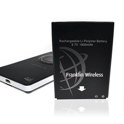Franklin Wireless R772 / R774 Rechargeable Li-Polymer Battery 1800mAh