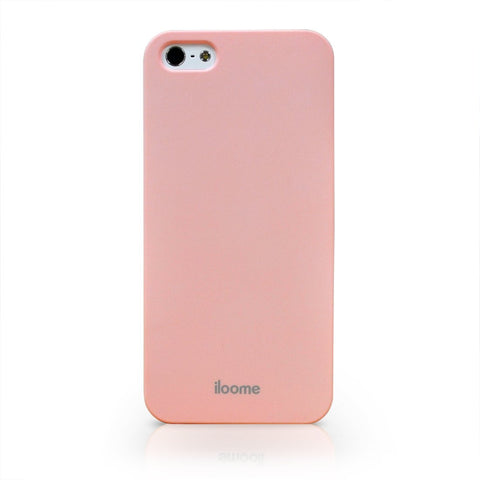 iPhone SE Case Pastel Pink