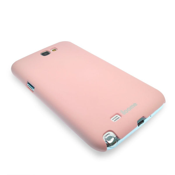 Galaxy Note 2 Case Pastel Pink