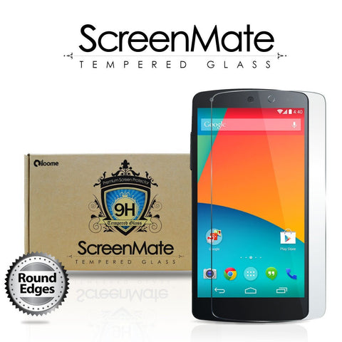 Nexus 5 Tempered Glass