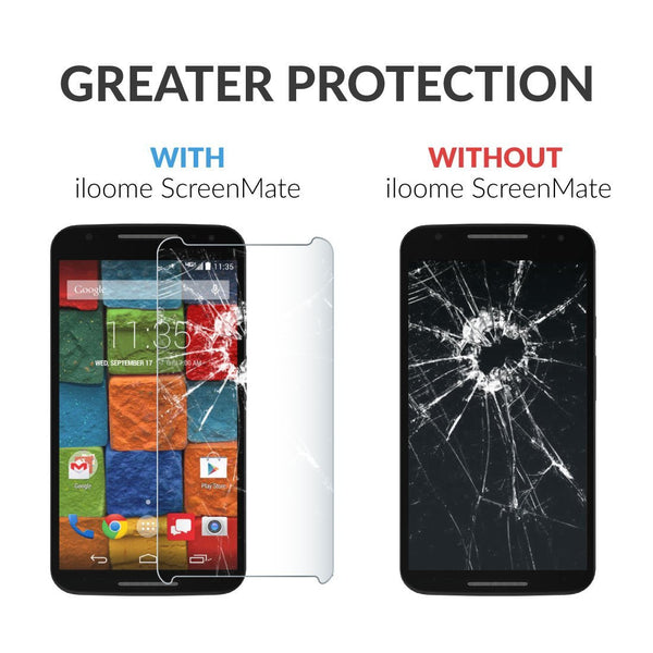 Motorola Moto X (2nd Gen) Tempered Glass