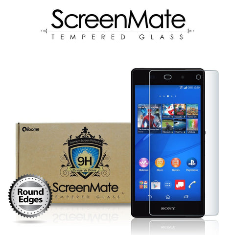 Sony Xperia Z3v Tempered Glass
