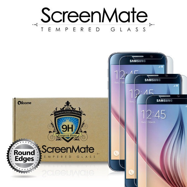 Galaxy S6 .33 Tempered Glass