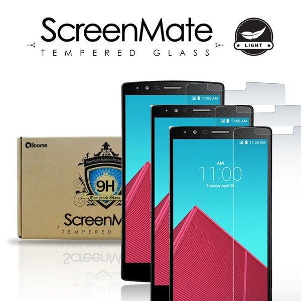 LG G4 Tempered Glass Light