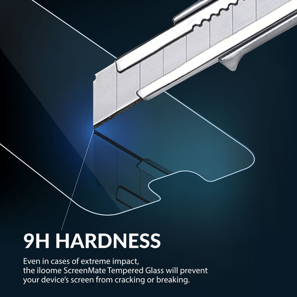 Galaxy S6 Tempered Glass Light