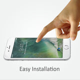 iPhone 6/6S ScreenMate 3D Max Full Cover Tempered Glass - White