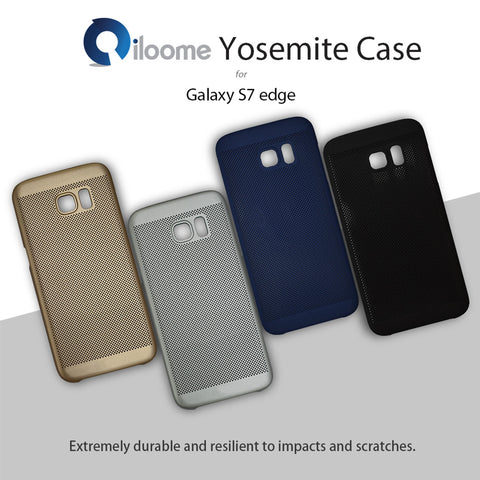 Galaxy S7 edge Yosemite Case