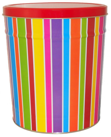 Carnival 3.5 Gallon Tin