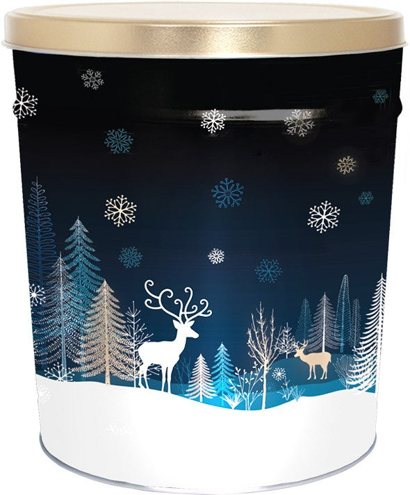 Crystal Evening 3 1/2 Gallon Gift Tin