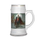 Lord British & DarkStarr Beer Stein