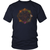 Magic Sigil Color 2-Sided Mens Tee