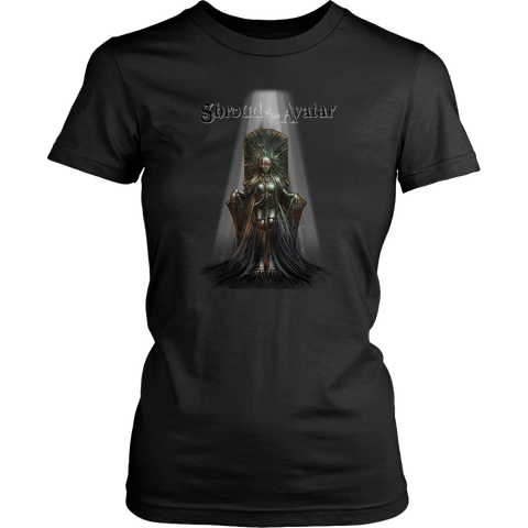Oracle Concept Art Womens Tee