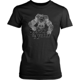 Demon Sketch Womens Tee