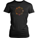 Magic Sigil Color 2-Sided Womens Tee