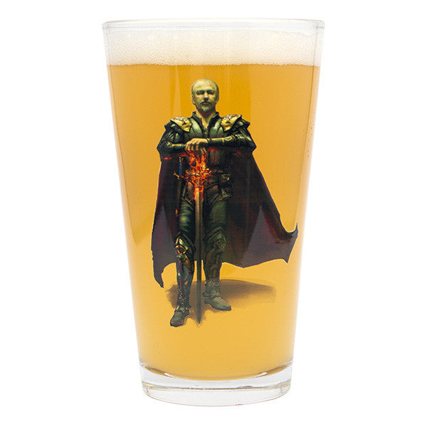 Lord British Portrait - Shroud of the Avatar™ Pint Glasses (4)