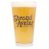 Lord British Portrait - Shroud of the Avatar™ Pint Glass